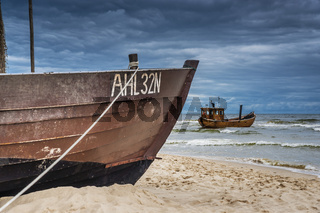 Fischerboote | fishing boats
