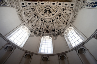 Interior view, Cathedral of Trier, St. Peter, Rhineland-Palatina