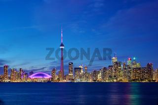 Strahlendes Toronto