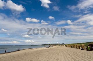 Ostsee Weissenhaeuser Strand Deutschland