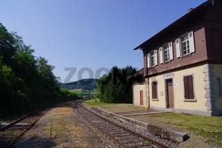 bahnhof epfenhofen