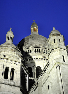 Paris - France Basilique Du Sacre Coeur 01