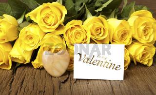 Rosengrüße 'Be my Valentine'