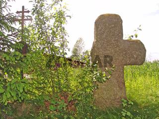 Gedenkstein aus Granit