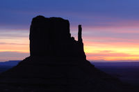 West Mitten Butte Sunrise