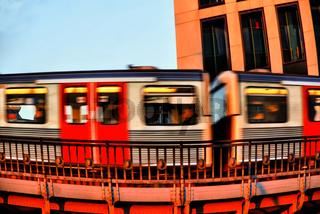 Untergrundbahn