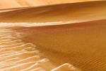 In den Dünen der Namib Wüste