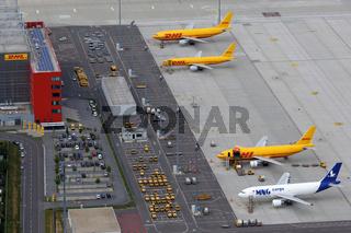 DHL Hub Leipzig GmbH.