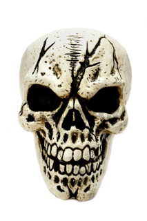 Creeky skull.