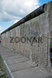 Berliner Grenzmauer