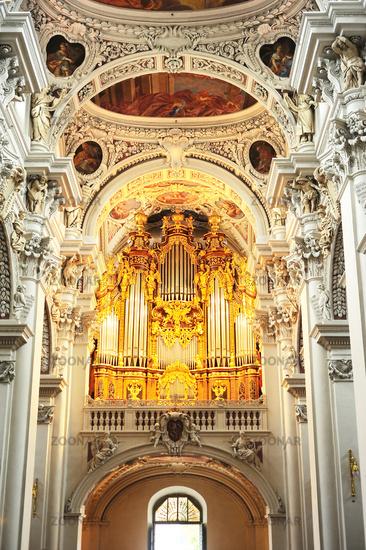 Organ at Passau Cathedral