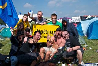 Impressionen des Area 4 Festivals 2011
