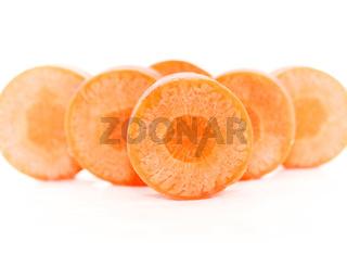 Sweet carrots