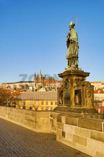 Prag Karlsbrücke - Prague Charles Bridge 10
