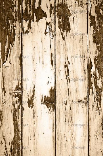 Altes Holzbrett Braun Beige - Vertikal