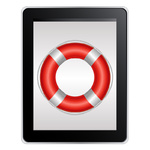 Tablet Computer With Life Buoy