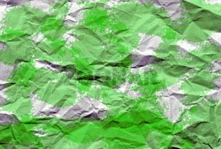 Grünes Papier