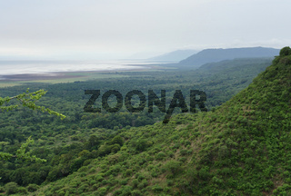 Lake Manyara National Park in Africa