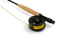 Fly fishing rod
