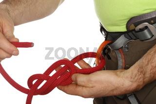 Knoten zur Sicherheit