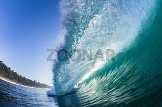 Wave Crashing Power
