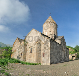 Scenic old monastery in Tatev