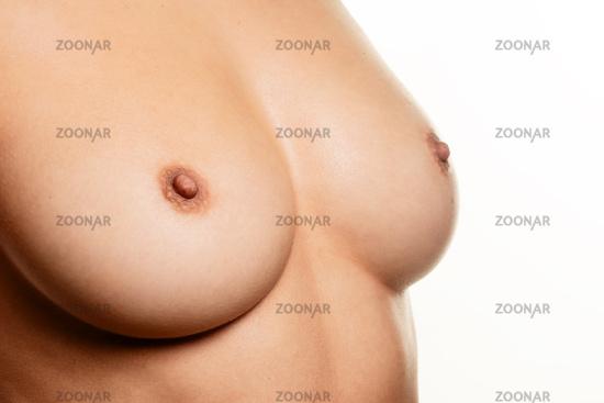 необичние соски голих грудей ореоли.фото.