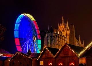 Erfurt Weihnachtsmarkt - Erfurt christmas market 23