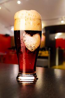 loving beer