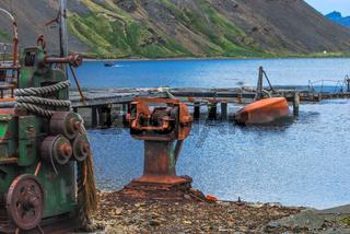 Walfangstation Grytviken, Südgeorgien