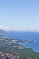 La Palma - Aridanetal mit Westküste