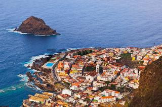 Garachico in Tenerife island - Canary