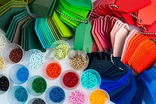 Plastik Kunststoff Granulat
