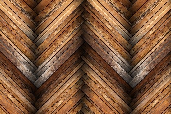 Teak wood background pattern