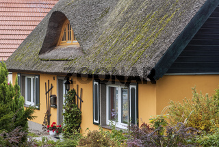 Insel Usedom - Haus in Zirchow