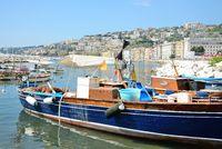 promenade of Naples