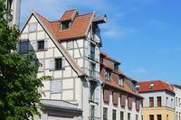 Fachwerkhaus in Rostock