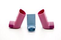 Spraybehälter für Asthmaspray
