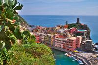 Vernazza (Cinque Terre), Italien