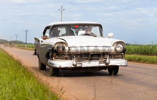 Kuba amerikanischer Oldtimer 7
