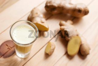 ginger shot