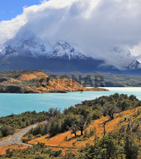 Cold summer in Chile
