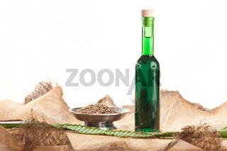Ätherisches Öl Leinsamen