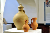 museum pottery
