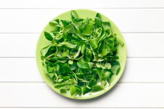 corn salad, lamb's lettuce
