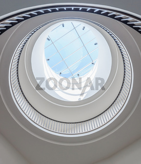 Circular architectural detail