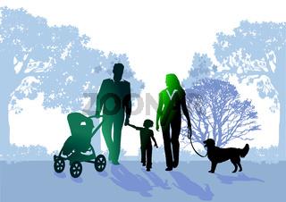Familie und Hund.eps