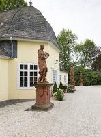 Orangerie, Schloss Berleburg, Bad Berleburg,