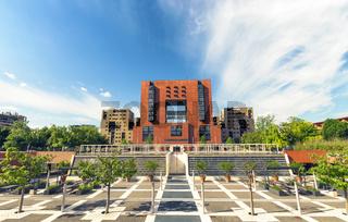 Bicocca University, Milan Italy