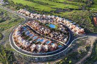 Hotelanlagen bei Costa Adeje, Teneriffa